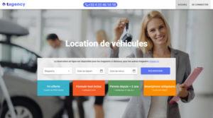 tagency - Site de location en ligne